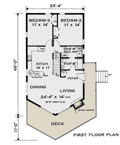 A Frame Cabin Plans, Cabin Plans With Loft, Loft Floor Plans, Small Cabin Plans, Mobile Home Floor Plans, House Plan With Loft, Cabin Loft, Loft Plan, House Floor Plans