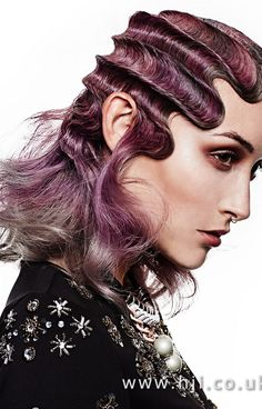 Philipp Haug – London Hairdresser of the Year Finalist Collection
