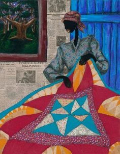"""""""North Star"""" by Leroy Campbell (The Newspaper Series)"""