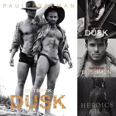 Photographer Paul Freeman continues his legacy in capturing sensual, raw and masculine male beauty down under with his new best se. Harry Winston, Paul Freeman, Pin Up, Pose, Cowboy Up, Country Men, Hairy Men, Bearded Men, Male Beauty