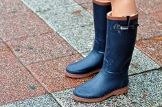 Aigle Boots for the rain