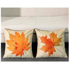 Gotd 2Pack Christmas Decorative Cushion Warm Maple Leaf C... https://smile.amazon.com/dp/B01M8IRZW3/ref=cm_sw_r_pi_dp_x_90EIybXY3P769