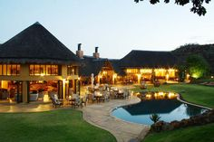 Ivory tree lodge - National Park - South Africa