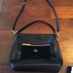 Kate Spade NY Chatham Lane Harris Hobo Pre-loved. Clean with no markings or scratches. Marked on inside pocket with price I paid at second hand shop ($230). No dust bag. kate spade Bags Hobos