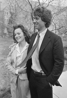 Emily Ruth Black was Robert Kennedy Jr.'s first wife. The pair married in 1982, had two children and divorced by 1994.