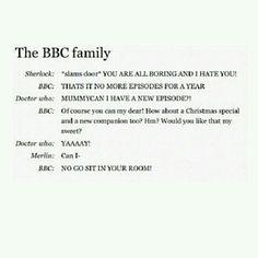 The BBC Family