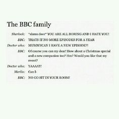 The BBC Family