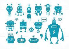 「ロボット イラスト」の画像検索結果