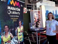 La 4ª Maratón Cabberty Ciudad de Málaga, presente en la 40ª BMW Berlín Marathon