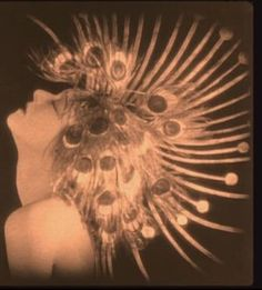 "Alla Nazimova, ""Salome,"" 1923"