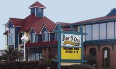 Port O' Call Restaurant - Kill Devil Hills, NC. An Outer Banks tradition for over 46 years. All-you-can-eat crab legs & shrimp. Fresh local seafood, prime beef, chicken, pasta. Nightly entertainment, kids' menu. Gift shop features jewelry, ladies accessories and home decor.