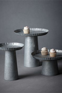 Treat Pedestals for the table