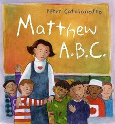 A new boy named Matthew joins Mrs. Tuttle's class, which already has twenty-five students whose first names are Matthew and whose last names begin with every letter except Z. (Grades: Prek-1) Call number: PZ7.C26878 Mat 2002