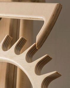 portfolio — tempus Wooden Clock Plans, Wooden Gear Clock, Wooden Gears, Wood Clocks, Woodworking Plans, Woodworking Projects, Math Clock, Room Door Design, Steampunk Lamp