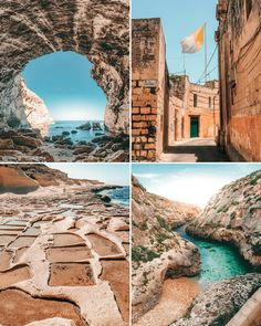 The Lesser-Known Treasures of Malta: 15 Hidden Gems to Discover Malta is home to many natural and architectural wonders. Here you can find my list of the prettiest and best hidden gems Malta! Samana, Great Places, Beautiful Places, Malta Travel Guide, Places To Travel, Places To Visit, Zona Colonial, Malta Island, Saint Jean