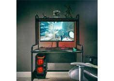 Buy X Rocker Icarus PC Gaming Desk   GAME Pc Gaming Desk, Mice Control, Game App, Console, Hardware, Computer Hardware, Roman Consul, Consoles