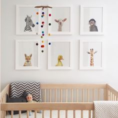 modern nurseries for stylish mamas | #babyletto