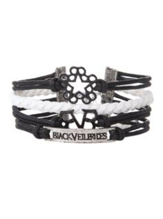 Black Veil Brides Logos Bracelet  http://www.hottopic.com/hottopic/htStore/quickView.jsp?prodCd=10100814