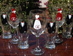 Groomsmen and bridesmaid gifts