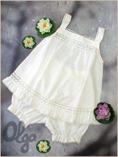 pijama niña lencero comunion online Baby Outfits, Baby Girl Party Dresses, Toddler Girl Dresses, Little Girl Dresses, Kids Outfits, Girls Dresses, Frock Design, Little Kid Fashion, Kids Fashion