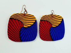 Check out this item in my Etsy shop https://www.etsy.com/uk/listing/531953864/ankara-earrings