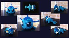 Baby Vaporeon (with pattern) by aphid777.deviantart.com on @deviantART