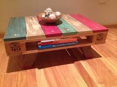 A Little Bit of This, That, and Everything: pallets Palette Furniture, Diy Pallet Furniture, Pallet Art, Pallet Projects, Home Projects, Home Furniture, Palette Deco, Diy Casa, Diy Holz