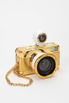 Lomography Gold Fisheye 2 Camera #gold