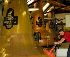 Distillery - Glen Garioch- Aberdeenshire