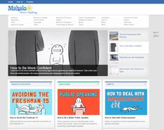 The Search Engines that Regular People Love!: Mahalo 'Learn Anything' Search