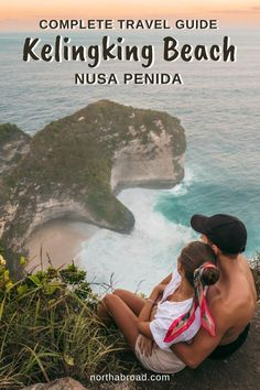 Planning to visit Kelingking Beach, the famous beach on Nusa Penida? Here's everything you should know about how to visit Kelingking Beach including what to expect, how to get there, prices, where to stay nearby and lots of photos. #nusapenida #beach #indonesia #asia #travel Travel Guides, Travel Tips, Travel Destinations, Travel Plan, Travel Advise, Gili Air, Destin Beach, Beautiful Islands, Beautiful Places