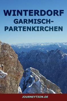 Du bist grade total im Sommerfieber? Dann hole ich Dich zurück in den Winter! Sieh Dir Deutschlands spektakulärstes Winterdorf an. Garmisch-Partenkirchen stellt viel auf die Beine !