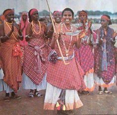 Somali folk dance