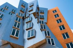 Stata Center, Massachusetts Institute of Technology | 14 Architectural Photos That Will Make You Look At Buildings Differently