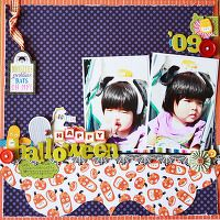 +pib A Project by poki(michiyo) from our Scrapbooking Gallery originally submitted 10/06/10 at 06:41 AM