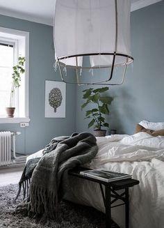 Amazing Colores Fríos Para Decorar Dormitorios. Habitaciones Principales En Tonos  Fríos. #dormitoriosprincipales #dormitorios Pictures