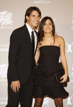 Rafael Nadal et Xisca