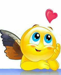Hey there! My heart been wondering about you! 🐝🐝🐝🐝♥️🙋🏻💜 heart emoji Un Pensamiento Smiley Emoji, Kiss Emoji, Heart Emoji, Love Smiley, Emoji Love, Cute Emoji, Animated Emoticons, Funny Emoticons, Smileys