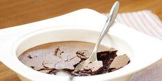 Bolo muito cremoso de chocolate