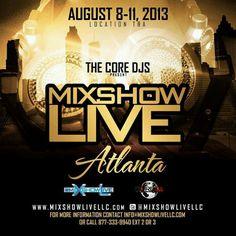 #MSLATL #MixshowLive4ATL Registration Is Open!!!  http://www.eventbrite.com/event/6658468659/    #mixshow #mixshowliveatl #movie #artists #independent #major #hiphop #conference #coredjs #hittmendjs #heavyhitters #godj #godjs #atl #branding #urban #rhythmic #pop #top40 #programmers #dj #djs #worldwide #letswork #legends #thecoredjs #whotel #2013 #network #models #coremodels #discounted #registration ☆★☆★☆STAY PAYIN ATTENTION☆★☆★☆