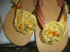 Κίτρινο....όπως ήλιος Washer Necklace, Drawing, Knitting, Crochet, Jewelry, Fashion, Moda, Jewlery, Tricot