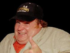 Actor and comedian Chris Farley died at age 33 from an accidental drug overdose