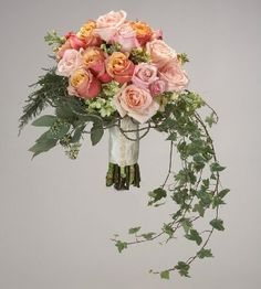 Rose Bridal Bouquets - 100's of Photos of Wedding Flowers  Learn how to make bridal bouquets, corsages, boutonnieres, reception table centerpieces and church decorations.  Buy wholesale fresh flowers and discount florist supplies.