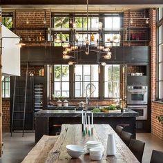 6775 Best Industrial Lofts images in 2019 | Arredamento, Attic ...