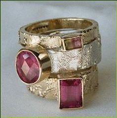 Susanna Hanl - Rings 2013 until 29th June 2013 http://www.craftcentreleeds.co.uk/#!rings/c49h