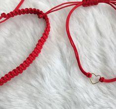 973611b58d24 Pulsera para pareja del Hilo Rojo del Destino en Bisuteria Meraki (Bogota -  Colombia)
