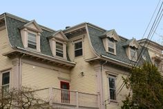 mansard roofs - Google Search