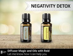 People may be bugging you but they cant bother you if youre protected with one of my most-shared diffuser blends: - 4 drops of Lemongrass essential oil (to dispel toxic energy) - 4 drops of White Fir essential oil (to take off others burdens) Be gone negative energy! #dōTERRA #diffusermagic #