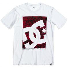DC Shoes Curber SS tee-shirt de skate white 32,00 € #dc #dcshoes #dcskateboarding #skate #skateboard #skateboarding #streetshop #skateshop @April Gerald Skateshop Dc Skate, Skate Shop, Vans Old Skool, Printed Shirts, Tee Shirts, Tees, Short Outfits, Cool Outfits, Shirt Style