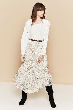 Joie Fall 2019 Ready-to-Wear Fashion Show 875e325cc